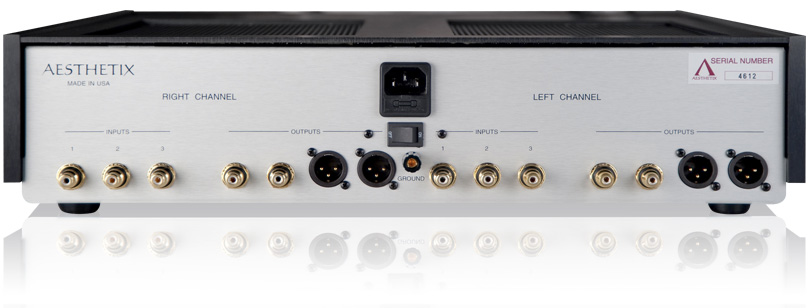 Ultraaudio Com Equipment Review Aesthetix Rhea And Rhea