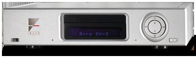 Ayre Acoustics DX-5 Universal Player