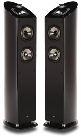 Mirage om 9 speakers
