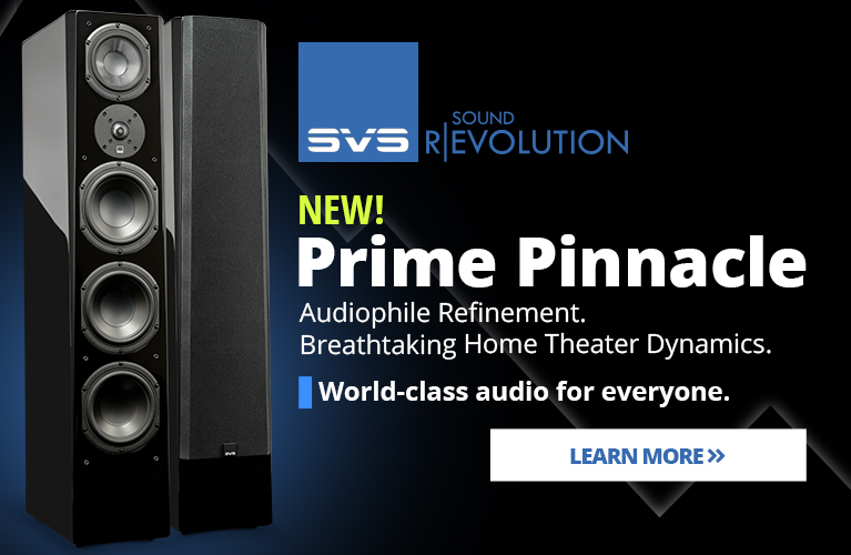 SVS Prime Pinnacle