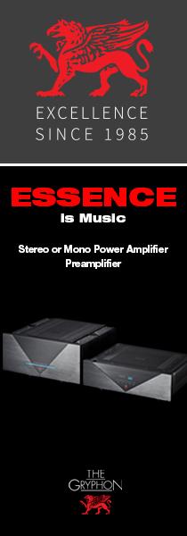 Gryphon Audio Essence