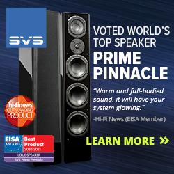 SVS EISA Pinnacle